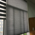 Smart Automatic Light Diffusing Honeycomb Cellular Blinds