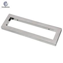 Wholesale Detachable Polished 304 corner Stainless Steel Bathroom Shelf
