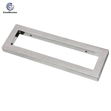 Wholesale Detachable Polished 304 corner Stainless Steel Bathroom Shelf