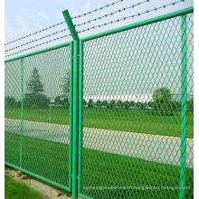 Expanded Fence/ Expanded Wire Mesh/ Expanded Mesh Fence