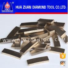 450mm China Diamond Segment zum Schneiden von weichem Marmor