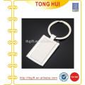 Hot Custom metal blank photo photo keychains