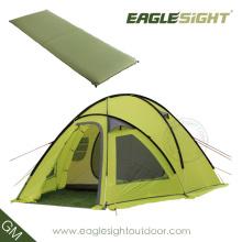 Tente de camping auto-gonflable à vendre pour camping en plein air 2-6 personnes