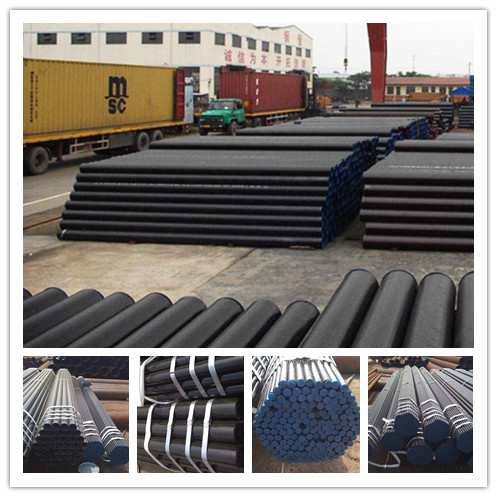 SEAMLESS ALLOY PIPE ASTM A335 P5