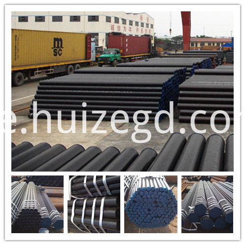 Seamless Steel Pipe A106 GRB