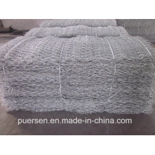 Anping País Gabion Precio de Fábrica de Gabion Box