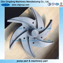 ANSI Chemical Titanium Pump Impeller 3X4-13