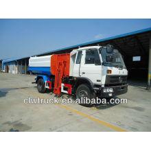 Dongfeng camión de basura autocargable de 12m3 con dumper