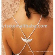 Sangles de soutien-gorge de bijoux