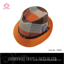 Neue Winter-Hüte Fedora für Kinder T0223