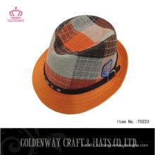 Новые зимние шляпы Fedora для детей T0223