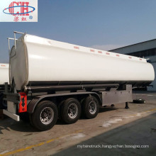 3 Axles  Fuel Tank Semi Trailer