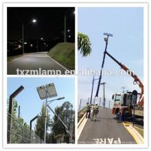 Batería solar de la luz de calle del regulador solar de la carga de la luz de calle 100w
