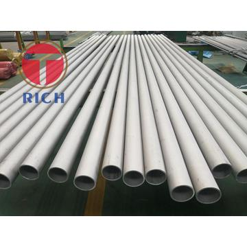 SS304 316 13CrMo44 Seamless Stainless Steel Boiler Tube