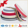 Cheap price nonelastic color woven edge tape webbing
