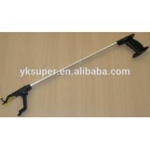 Rubbish trash litter reaching claw pick up grabber tool