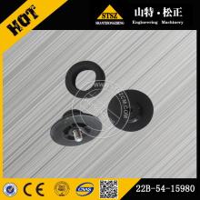 Komatsu pelle pièces de rechange komatsu PC200-7 bouton 22B-54-15980