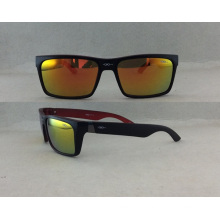 2016 Hot Sales and Fashionable Spectacles Style for Men′s Sports Sunglasses (P10002)