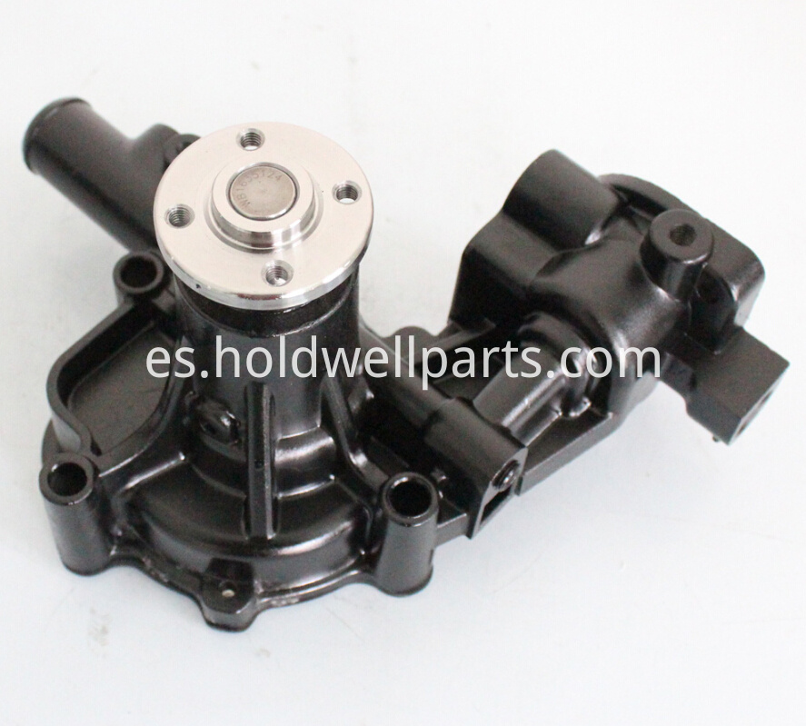YANMAR 4TNE84 cooling pump 129001-42003 for sale 3