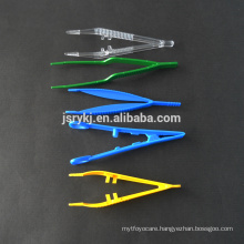 Hot selling disposable forcep with CE certificate with low price