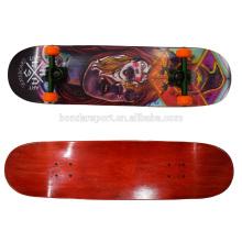 2106 alta qualidade novo design oem imprensa fria skates