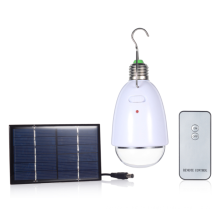 High Lumen Factory directamente vendiendo baratos LED Solar Bulb