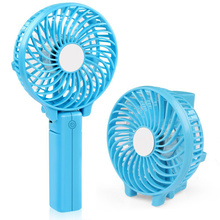 China for Rechargeable Mini Fan Battery Operated Foldable Fan Quiet Operation USB Fan supply to United States Exporter