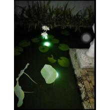 Solar Powered Pond Light impermeável IP68
