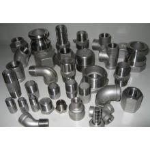 Cotovelo de aço inoxidável frente e verso de ASTM A815 Wps31254, T, redutores