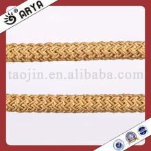 Mode Maison Textile Produit Corde décorative utilisée pour le coussin de canapé Cordon de drapeau