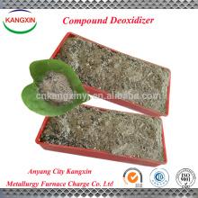 desoxidante composto de alta eficiência para gás Redução na produção de aço