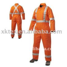 Baumwolle / Nylon flammhemmende Uniform