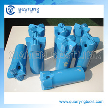 Air Jack Hammer Tapered Drilling Bits for Marble Quarrying