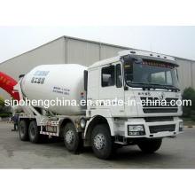 Camion de mélangeur concret Xzm5310gjb2 XCMG 15m3 résistant