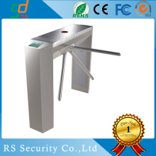 Outdoor 120 Degree Waist Height Turnstile