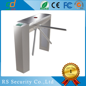 Outdoor 120 Degree Laboratory Waist Height Turnstile
