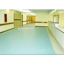Plancher professionnel de vinyle / PVC d'hôpital d'intérieur (3.0mm)
