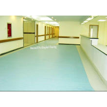 Revestimento interno profissional do vinil do hospital / PVC (3.0mm)