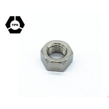 DIN934 Zinc Plain High Quality and Low Price Hex Nut
