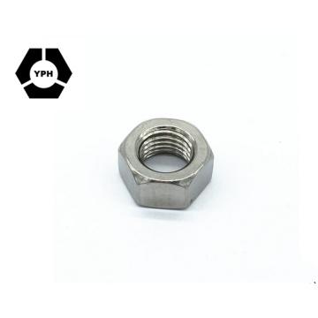 Из нержавеющей стали 304 шестигранные тонкие гайки DIN934