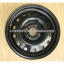 Snow Steel Wheel, winter car wheel rim