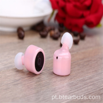 Twins Mini True Wireless Bluetooth Fones de ouvido