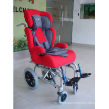 Comfortable Manual Wheelchair for Cerebral Palsy Children (THR-CW258L)