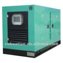 Generador Silencioso Super con Motor Diesel Ricardo 10kva-625kva