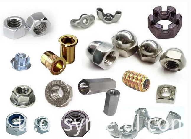 Nylon Lock Cap Nut