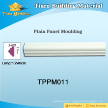 Multi-Color PU wall panel moulding For Restaurant Decor
