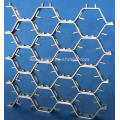 Stainless steel hexsteel grid