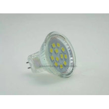 Projecteur LED MR11 2W Daylight SMD