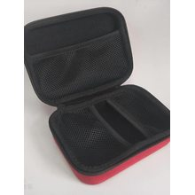 Plastic first aid medical instrument storage case