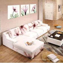 2016 muebles calientes de la sala de estar último diseño del sofá